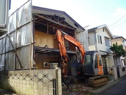 解体工事前に必要な手続きって何⁈